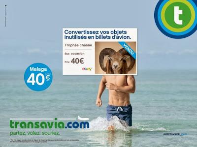 Transavia + eBay