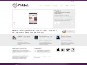 Web de iFlightPack
