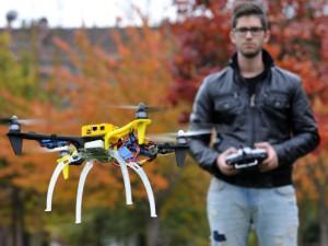 Nuevo polo de desarrollo de drones en Euskadi